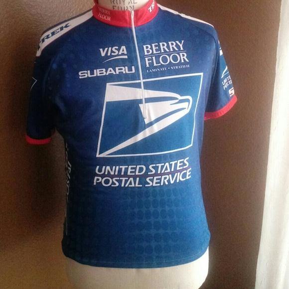 ce9731220 US Postal Service Cycling Jersey Nike Dri Fit XL. M 5af20b2046aa7c5130ebf91a